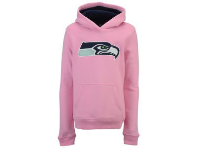 Seattle Seahawks Outerstuff NFL Youth Sportsman Pullover Hoodie