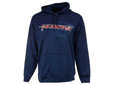 Columbus Blue Jackets Majestic NHL Men's Let Loose Synthetic Hoodie