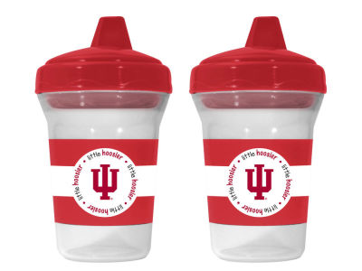 Indiana Hoosiers 2-pack Sippy Cup Set