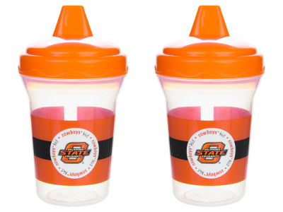 Oklahoma State Cowboys 2-pack Sippy Cup Set
