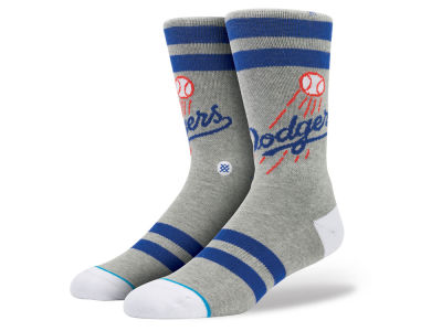 Los Angeles Dodgers Stance MLB Diamond Collection Socks