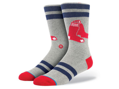 Boston Red Sox Stance MLB Diamond Collection Socks