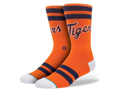 Detroit Tigers Stance MLB Diamond Collection Socks