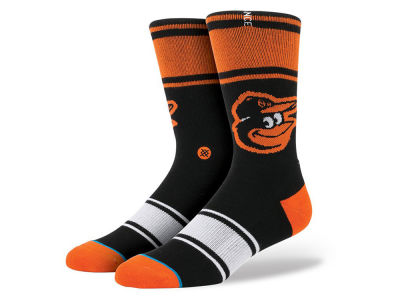 Baltimore Orioles Stance MLB Diamond Collection Socks