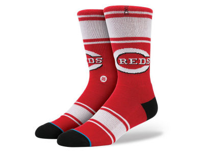 Cincinnati Reds Stance MLB Diamond Collection Socks