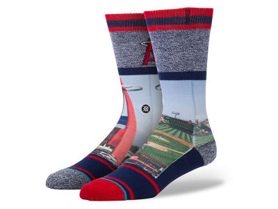Los Angeles Angels Stance Stadium Series Socks