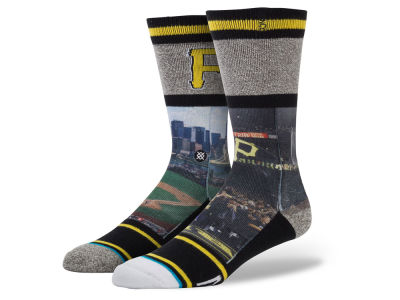 Pittsburgh Pirates Stance Stadium Series Socks