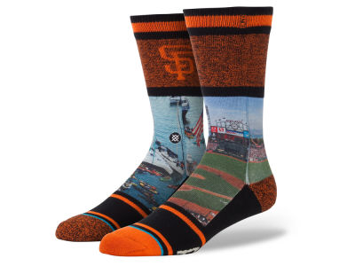 San Francisco Giants Stance Stadium Series Socks