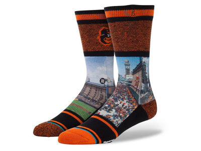 Baltimore Orioles Stance Stadium Series Socks