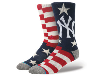 New York Yankees Stance Brigade Socks
