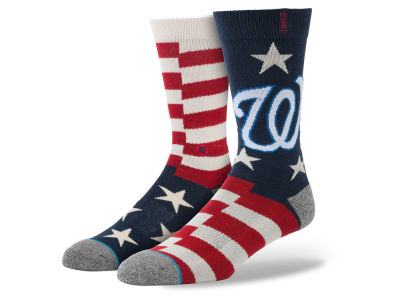 Washington Nationals Stance Brigade Socks