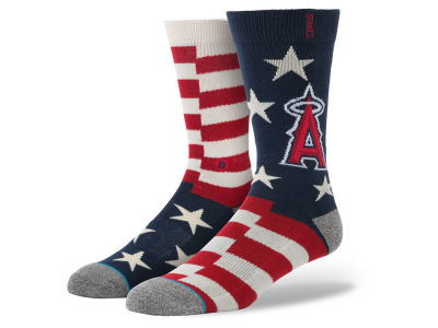 Los Angeles Angels Stance Brigade Socks