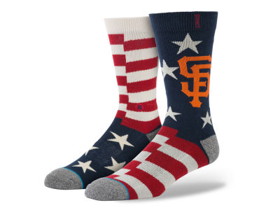 San Francisco Giants Stance Brigade Socks