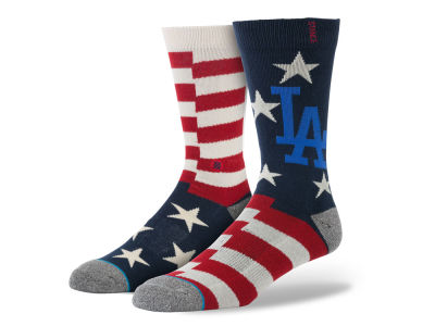 Los Angeles Dodgers Stance Brigade Socks