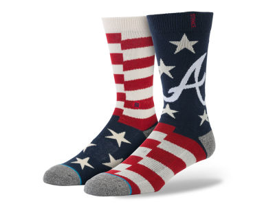 Atlanta Braves Stance Brigade Socks