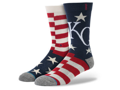 Kansas City Royals Stance Brigade Socks