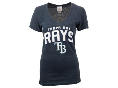 Tampa Bay Rays 5th & Ocean MLB Women's Changeup T-Shirt