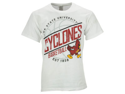 Iowa State Cyclones NCAA Men's Climb Basketball T-Shirt