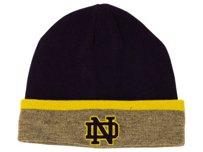 Notre Dame Fighting Irish NCAA 2105 Sideline CGI Cuff Beanie Knit