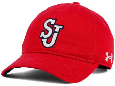 St Johns Red Storm NCAA 2015 Sideline GWA Cap