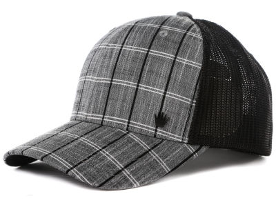 Elllis Plaid Flex Mesh Hat