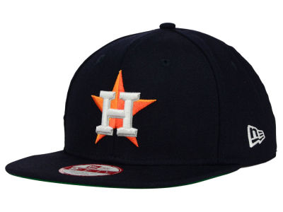 Houston Astros New Era MLB Premium Authentic 9FIFTY Strapback Cap
