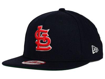 St. Louis Cardinals New Era MLB Premium Authentic 9FIFTY Strapback Cap