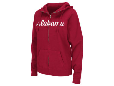 Alabama Crimson Tide NCAA Women's Aurora Full Zip Hoodie