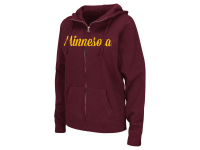 Minnesota Golden Gophers NCAA Women's Aurora Full Zip Hoodie