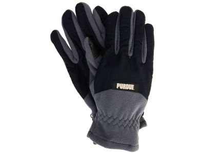 Purdue Boilermakers Overlay Gloves