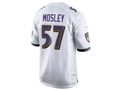 Baltimore Ravens C.J. Mosley Nike NFL Men's Game Jersey