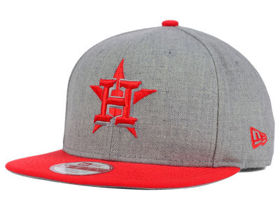 Houston Astros New Era MLB Speed Up 9FIFTY Snapback Cap