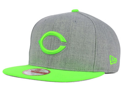 Cincinnati Reds New Era MLB Speed Up 9FIFTY Snapback Cap