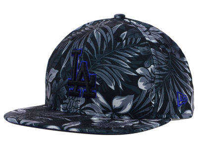 Los Angeles Dodgers New Era MLB Night Tropic 9FIFTY Snapback Cap
