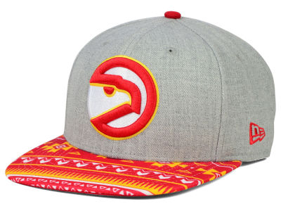 Atlanta Hawks New Era NBA HWC Neon Mashup 9FIFTY Snapback Cap