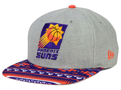 Phoenix Suns New Era NBA HWC Neon Mashup 9FIFTY Snapback Cap