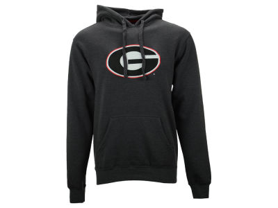 Georgia Bulldogs NCAA Men's KA Big Logo Hoodie