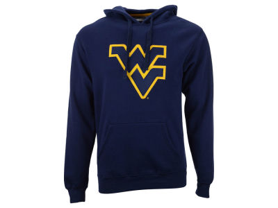 West Virginia Mountaineers NCAA Men's KA Big Logo Hoodie