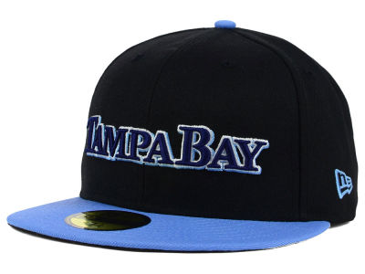 Tampa Bay Rays New Era MLB Under City 59FIFTY Cap