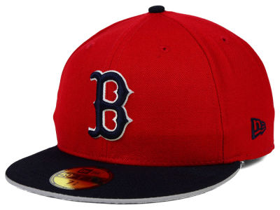 Boston Red Sox New Era MLB Under Fitter 59FIFTY Cap