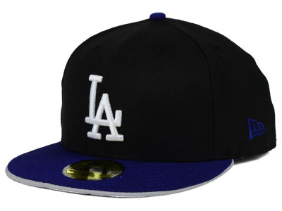 Los Angeles Dodgers New Era MLB Under Fitter 59FIFTY Cap
