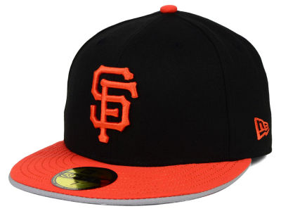 San Francisco Giants New Era MLB Under Fitter 59FIFTY Cap