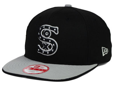 Chicago White Sox New Era MLB Under Snapper 9FIFTY Snapback Cap