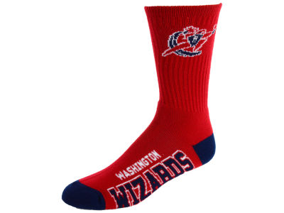 Washington Wizards Deuce Crew 504 Socks