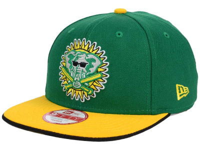 Oakland Athletics New Era MLB Under Snapper 9FIFTY Snapback Cap
