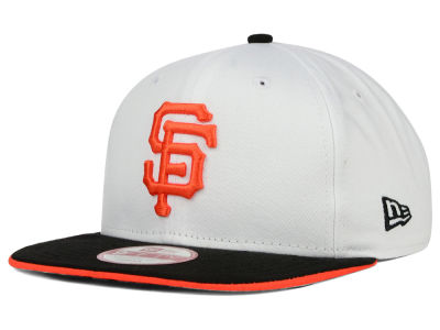 San Francisco Giants New Era MLB Under Snapper 9FIFTY Snapback Cap