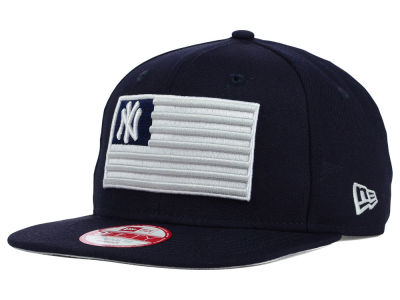 New York Yankees New Era MLB Team Merica 9FIFTY Snapback Cap