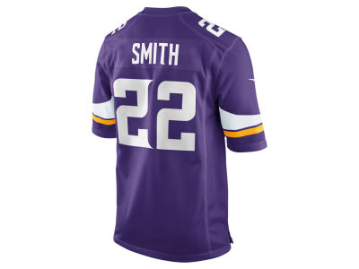 Minnesota Vikings Harrison Smith Nike NFL Men's Game Jersey