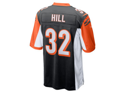 Cincinnati Bengals Jeremy Hill Nike NFL Men's Game Jersey