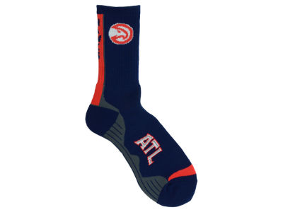 Atlanta Hawks Team Vortex Crew Sock